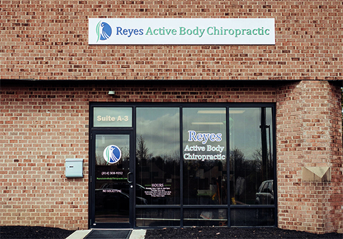 reyes chiropractic location